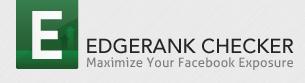 EdgeRank-Checker