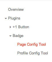 Google-Plus-Button-Configuration-Tool