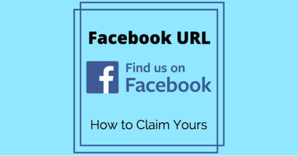 Setting Up your Facebook URL