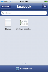 Adding-fan-page-to-iPhone