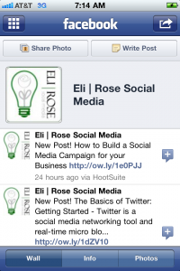 updating-facebook-fan-page-status
