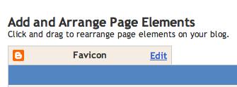 Favicon-in-Blogger