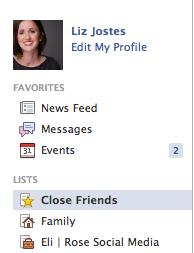 Facebook-close-friends-list