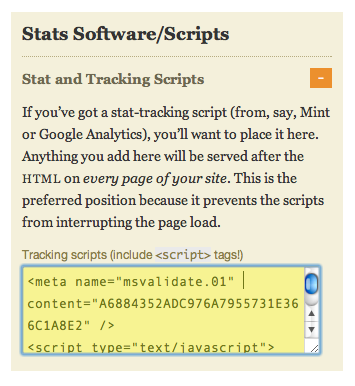 google analytics code in thesis theme Wondering where the google analytics tracking code goes we take you through it step-by if your'e using the thesis template for wordpress i recommend you also install a google analytics plugin such as the one by google tag manager themes analytics attribution conversion.
