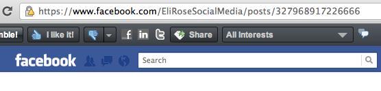 direct-link-facebook-status-update