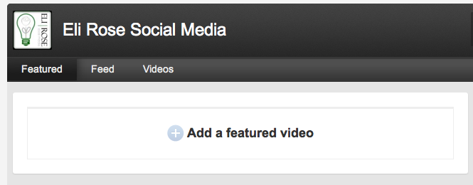 YouTube-Add-Featured-Video