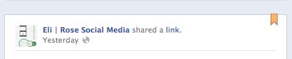 Facebook-fan-page-pinned-status