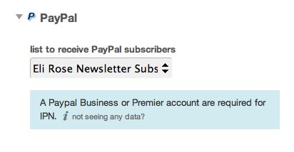 MailChimp-Newsletter-Subscriber-List-Choice