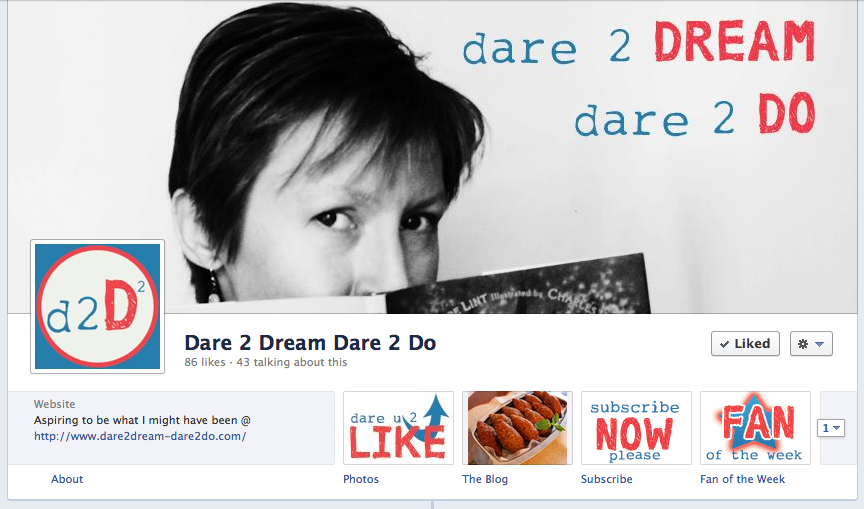 Dare-2-Dream-Dare-2-Do-Facebook-Fan-Page