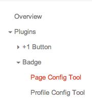 Google-Plus-Button-Configuration-Tool