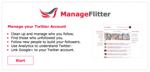 ManageFlitter-twitter-account-management-tool