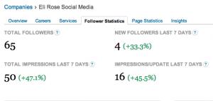 LinkedIn-Follower-Statistics