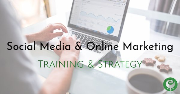 Small Business Social Media Training & Strategy Service
