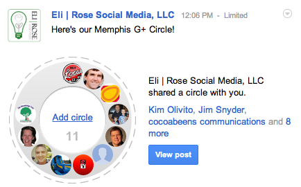 Shared-Google-Circle-notification