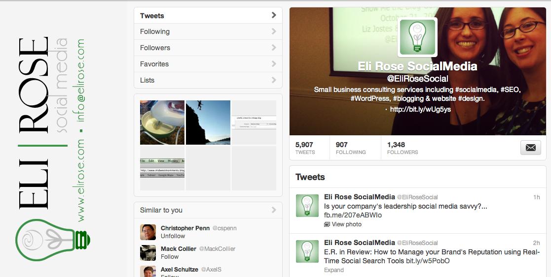 Twitter-Profile-Branding