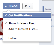Facebook-fan-page-notifications