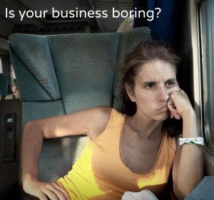 Your Business is Boring. Your Blog Doesn't Have to Be.