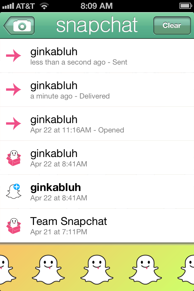 snap-chat