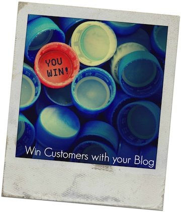 Using your Blog to Win Customers