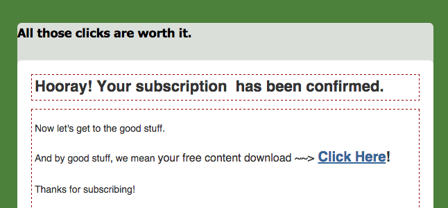 signup forms on mailchimp how to change the subscribe button