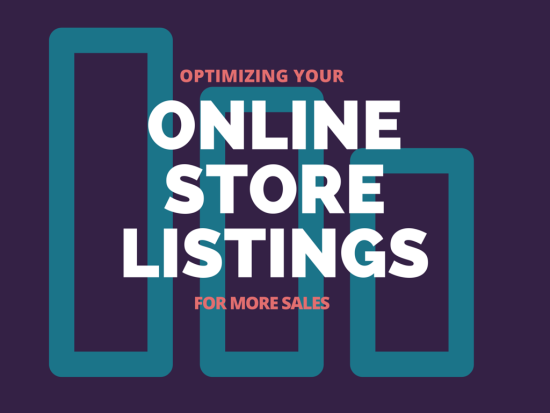 optimize online store product listings for more sales