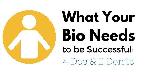 Tips for Writing Successful Social Media Bio