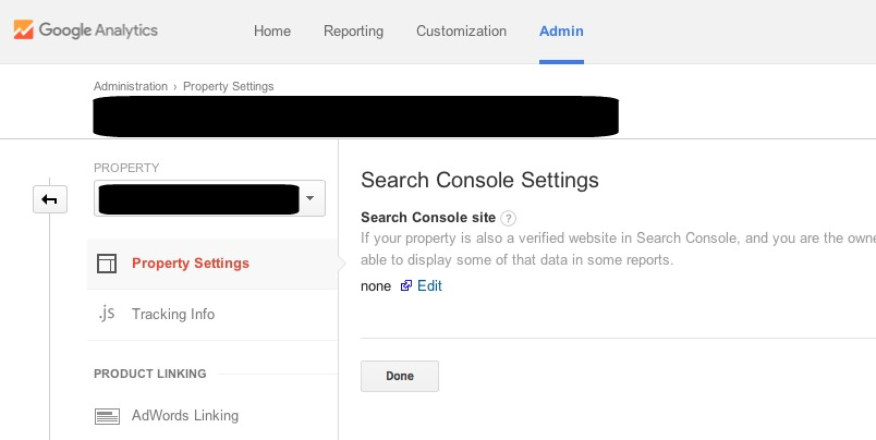 how to get access to google search console