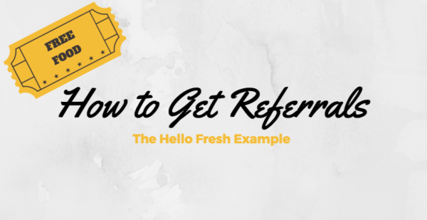 How to Get Customer Referrals