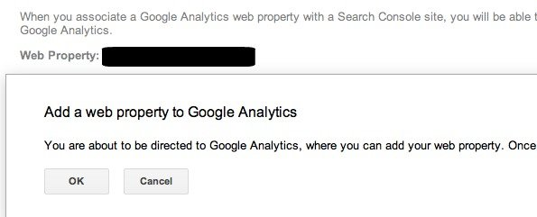 Add a website to Google Analytics