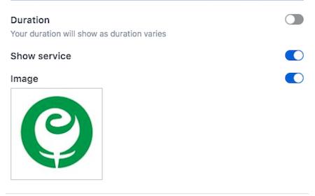 Show Facebook Service