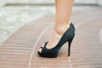 Are you Comfortable in High Heels?