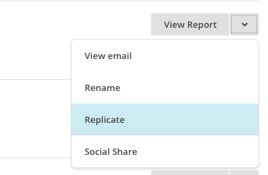 Mailchimp email campaign resend