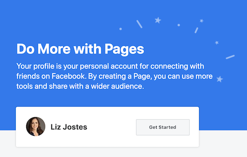Migrate Facebook Profile to Page Tool