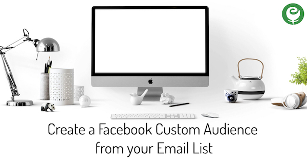 Create a Facebook Custom Audience from your Email List