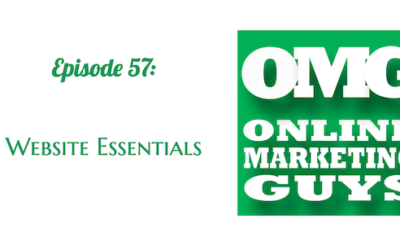 OMG Podcast: Website Essentials