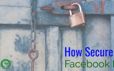 How Secure is your Facebook Profile?