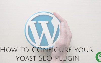 How to Configure Yoast SEO Plugin