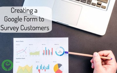 Creating a Google Form to Survey Customers