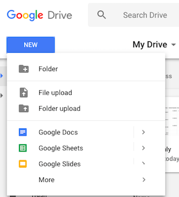 How to create a google form to survey customers google drive new form ccuart Image collections