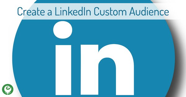Create a LinkedIn Custom Audience