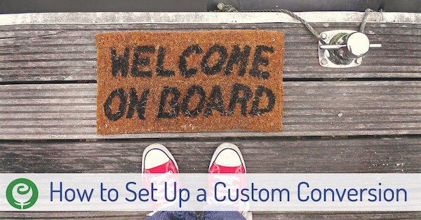 How to Set up a Custom Conversion for your Facebook Ads
