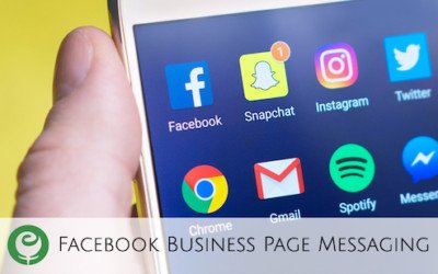 Facebook Business Page Messaging Features