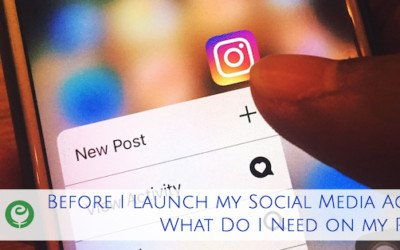 Before I Launch my Social Media Account, What Do I Need on my Profile?