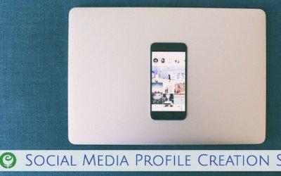 Social Media Profile Creation Service