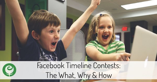 Facebook Timeline Contests, the What, Why & How