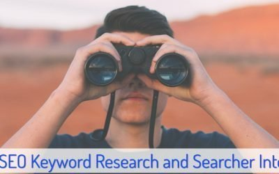 SEO Keyword Research and Searcher Intent