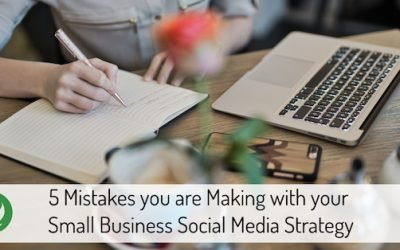 5 More Mistakes you are Making with your Social Media Strategy