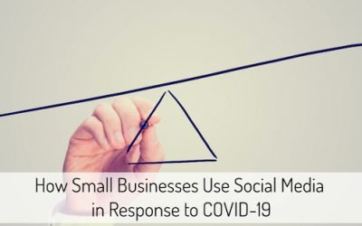 COVID-19, Small Businesses, and Social Media
